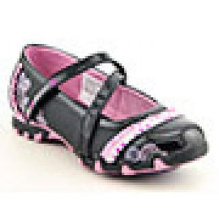 Bella Ballerina By Skechers Youth Kids Girlss Prima Black Flats