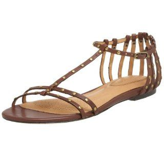 Corso Como Womens Felicia Sandal,Chocolate,5.5 M US: Shoes