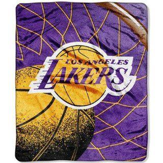 Los Angeles Lakers Plush Blanket