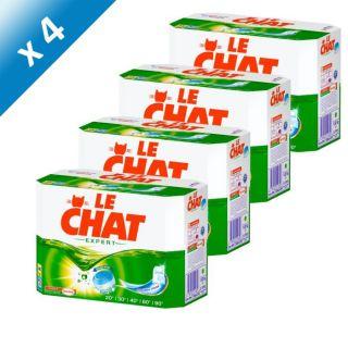 CHAT Expert 48 tablettes x 4   Achat / Vente LESSIVE LE CHAT EXP. 48