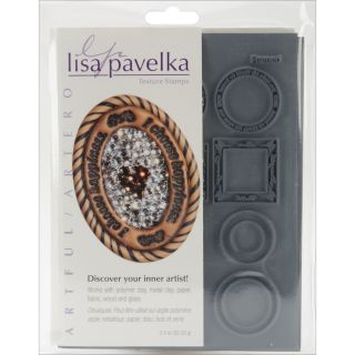Lisa Pavelka Artful Stamp Set