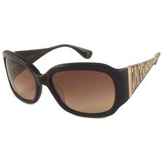 Michael Kors Womens M6704S Reno Rectangular Sunglasses