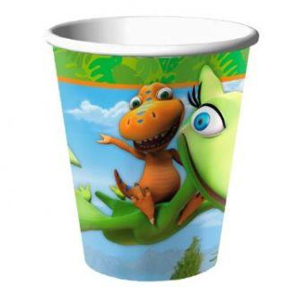Dinosaur Train   9 oz Paper Cups (8) Party Accessory