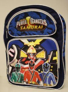 Power Rangers Samurai 16inch Backpack Large school bag
