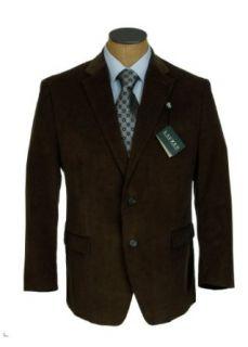 Ralph Lauren Mens Dark Olive Corduroy Sport Coat Jacket