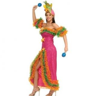 Carmen Miranda Deluxe Grand Heritage   Adult Large Costume