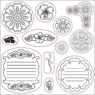 Rubber Stamp Set Compare $10.95 Today $7.29 Save 33%