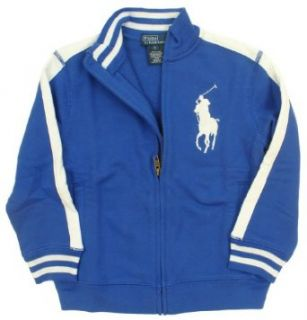 Polo Ralph Lauren Boys Big Pony Full Zip Track Jacket   7
