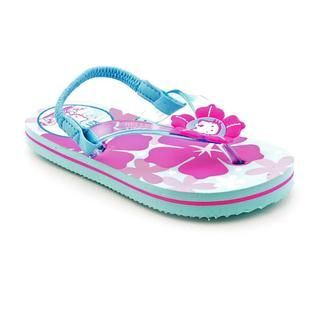 Hello Kitty Girls Lil Orchid Man Made Sandals