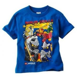Lego Ninjago 5 Ninja Boys T shirt Clothing