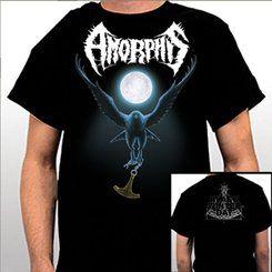 Amorphis   Black Winter Day T Shirt, XL Clothing