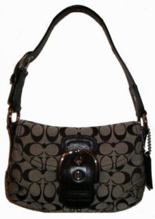 Womens Coach Handbag Purse 11860 Soho Signature Sm Flap