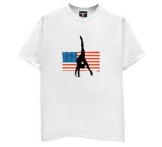 USA Gymnastics T Shirt Clothing