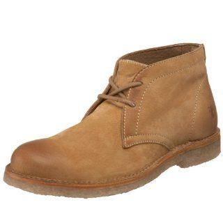 FRYE Mens Hudson Chukka Boot Shoes