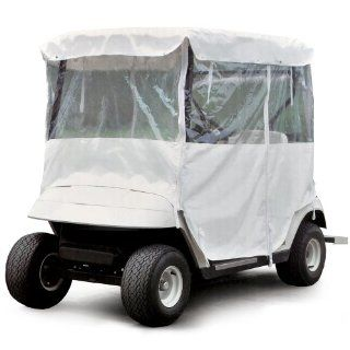 Orlimar Universal Full Golf Cart Cover (Zippered Door