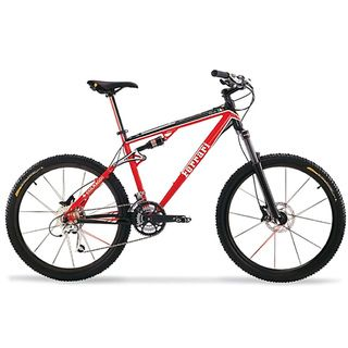 Ferrari CX 60 Dual Suspension 26 inch Mountain Bike