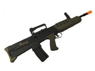 Iu l85a2 Spring L86 LSW British Airsoft Machine Gun