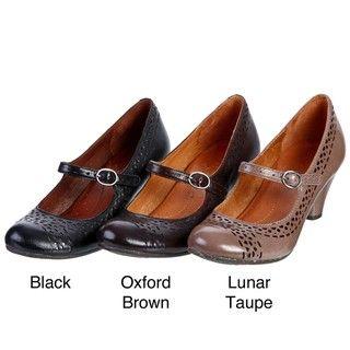 Naya Womens Casatalia Mid heel Mary Jane Dress Shoes (Medium Width
