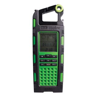 Eton NSP200WXGR Raptor Solar Powered Weather Radio