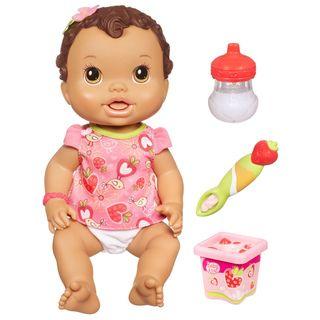 Hasbro Baby Alive Brunette Doll