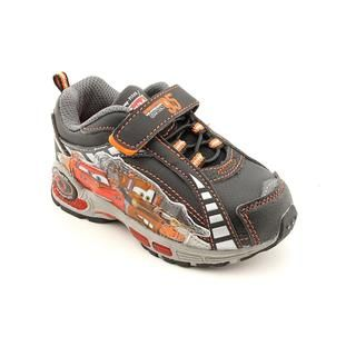 Disney Pixar Boys Lighted Cars Racers Synthetic Casual Shoes