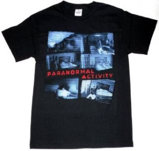 Paranormal Activity When You Sleep Mens T Shirt (Large