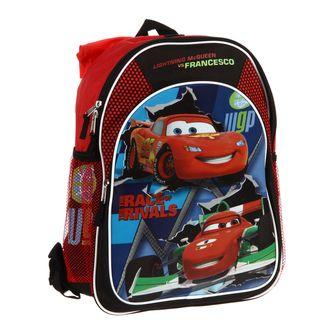 Disney Pixar Cars 16 inch Kids Hoodie Backpack