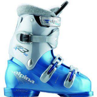 Women ski boots US 6 Alpina X3L Womens US 6 wide fit
