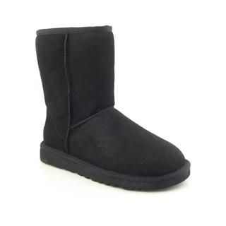 Ugg Australia Womens Classic Short Regular Suede Boots