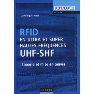 SCIENCES   MEDECINE RFID en ultra et super hautes fréquences UHF SH