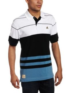 Rocawear Mens Short Sleeve Workspace Polo Shirt Clothing