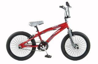 Mongoose Radical Boys BMX Bike (18 Inch Wheels) Sports