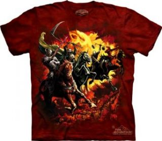 The Mountain Skullbone Four Horsemen Mens T shirt XXL