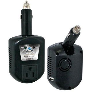 100 watt DC Auto Outlet Power Inverter