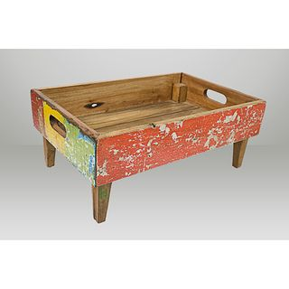 Ecologica Furniture Reclaimed Wood Tray
