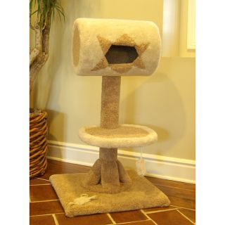40 inch Kitty Cat Tunnel/ Perch/ Tree