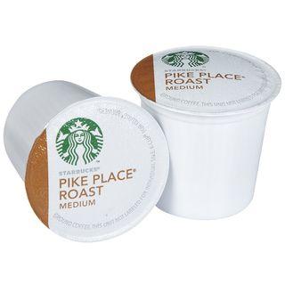 Starbucks Pike Place Roast Coffee K Cups for Keurig Brewers (160 K