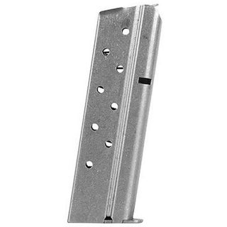 1911 Government/ Double Eagle .40 S&W 8 round Stainless Steel Magazine