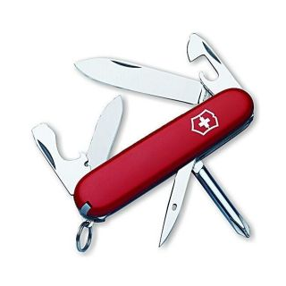 Small Tinker Red Swiss Army Knife