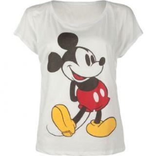 FULL TILT Mickey Mouse Womens Tee Clothing
