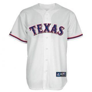 MLB Texas Rangers Elvis Andrus White Home Short Sleeve 6