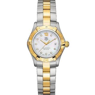 Tag Heuer Womens Aquaracer Diamond Watch