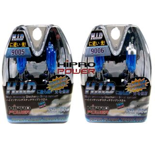 Xenon HID Light Bulb Combo 99 06 Chevy Silverado