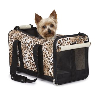 Casual Canine Cheetah Animal Print Duffle Bag