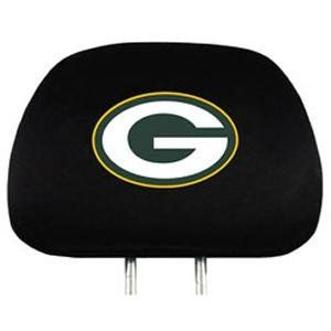 Green Bay Packers Car Seat Headrest Covers Sports
