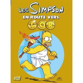 Les Simpson ; en route vers lor   Achat / Vente BD Matt Groëning