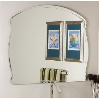 Frameless Wide Wall Mirror Today $103.99 4.6 (35 reviews)