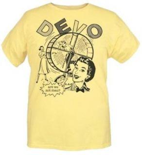 Devo   Origin Of Man T Shirt   Medium Clothing