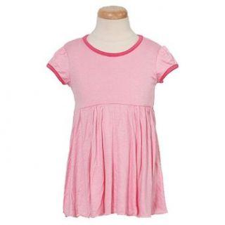 Lipstik Little Girls Boutique Pink Scoopneck Trim Designer
