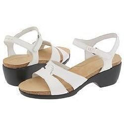 Easy Spirit Role Play White Leather(Size 11 W (D))